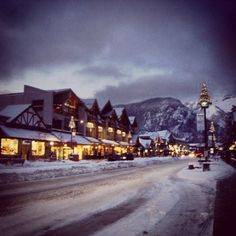 Banff Canada.I want to go see this place one day. Please check out my website Thanks.  www.photopix.co.nz