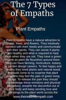 The 7 Types of Empaths Spiritual Enlightenment, Spiritual Growth, Spiritual Awakening, Spirituality, Empath Traits, Intuitive Empath, Sensitive People, Highly Sensitive, Therapy Tools