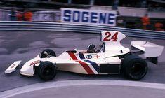 James Hunt, the Hesketh and the Circuit de Monaco in Classic Motors, Classic Cars, Le Mans, F1 Motor, Motor Sport, Gp F1, James Hunt, Gilles Villeneuve, Formula 1 Car