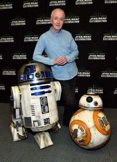 Star Wars Celebration 2015 Photo R2D2 BB8 Anthony Daniels BTS 737x1024 Star Wars Celebration: Massive HD Photo Gallery From Event & New Trailer