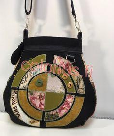 M1347 Saddle Bags, Fashion, Moda, Molle Pouches, La Mode, Fasion, Fashion Models, Trendy Fashion
