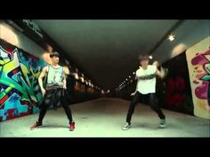 아스트로 (ASTRO) Rocky (라키) & Moon Bin (문빈) To Be Continued Ep 3 Dance Cut - YouTube