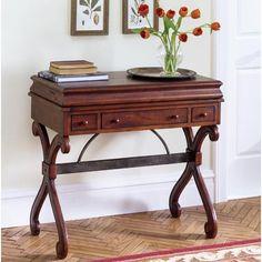 Crevant Writing Desk - Desks at Hayneedle