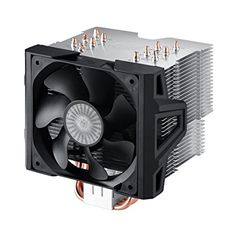 Cooler Master Hyper 612 - Silent CPU Air Cooler with 6 Direct Contact Heatpipes and Folding Fin Structure Multicolor Heat Pipe, Technology Gifts, Cooler Master, Tech Gifts, Computer Accessories, Fans, Cool Stuff, Cpu, Surface Area