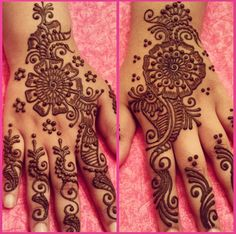 Mehndi by Shehlaz on Instagram