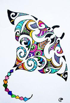 50 Ideas maori art - 50 Ideas maori art for kids ideas tattoos for m. - 50 Ideas maori art – 50 Ideas maori art for kids ideas tattoos for men tat - Maori Designs, Animal Drawings, Art Drawings, Manta Ray Tattoos, Stingray Tattoo, Maori Symbols, Maori Patterns, Zealand Tattoo, Mandala