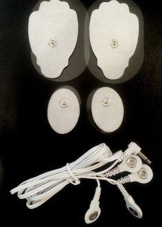 10pcs Lot Electrode Wires Tens Ems Machine Standard
