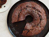 Applesauce-Chocolate Chip Bundt Cake Recipe