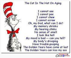 geriatrics!