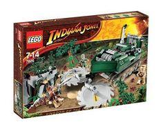 LEGO Indiana Jones 7626 Jungle Cutter LEGO http://www.amazon.co.uk/dp/B000VXXWI8/ref=cm_sw_r_pi_dp_1VQqvb1ZAJHD4