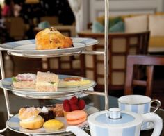 Partake in the time-honored tradition of high tea at The Veranda at The Kahala Hotel: http://hilxry.com/1i29TFU (Feb/Mar 13)