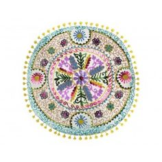 What a great Indian textile pillow!