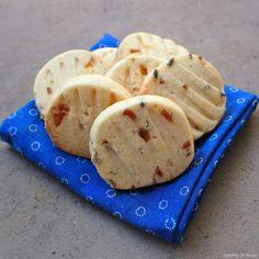 Laskominy od Maryny: Levandulové sušenky s pomerančovou kůrou