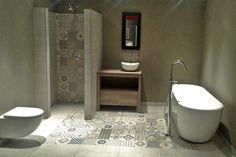 portugese tegels badkamer - Google Search