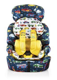 Passenger Safety Seat Car