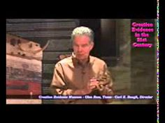 Dr Carl Baugh - Pre-Flood Artifact Devastates Evolution Theory. This artifact was found before pre-flood period.  The people in them days were very intelligent and advanced in technology.