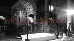 ALMA PROJECT @ Basilica di San Miniato al Monte - 3x2 stage white - bose l1