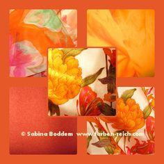 Farben für den Frühlingstyp, Farbberatung, Sabina Boddem, Farbenreich, www.farben-reich.com