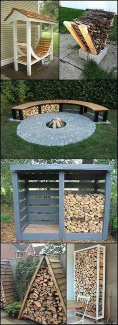 15 diy backyard fire pits design ideas