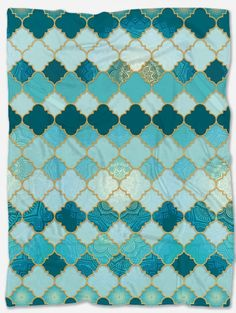 Provide warmth and comfort with this Moroccan Style Blanket. With its incredible design and vibrant colors, it will make your home even more beautiful. Not only that but it will make you feel extreme coziness with its soft and warm fabric. It is a perfect gift for someone you want to make happy and at the same time feel comfortable. Polar Fleece Blankets, Make Happy, Moroccan Style, Vibrant Colors, The Incredibles, Warm, Make It Yourself, Fabric, Gifts