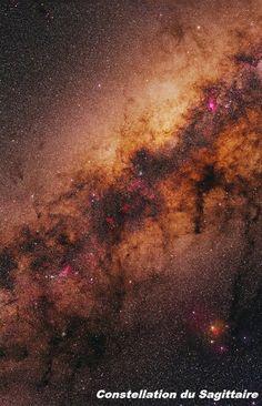 Constellation du Sagittaire