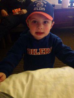 #Oilers fan :) - Kathleen Imlay