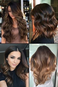Top 15 Chocolate Brown Hair With Highlights