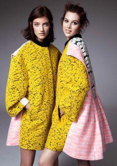 H&M Design Award 2013 wining collection by Minju Kim – – Kindermode Foto Fashion, Fashion Mode, Womens Fashion, Fashion Trends, Petite Fashion, Curvy Fashion, Fashion Bloggers, Paris Fashion, Fashion Art