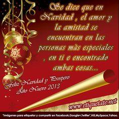 45 Frases Bonitas de Navidad y Año Nuevo 2013
