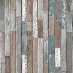 Reclaimed Wood Wallpaper, Wood Plank Wallpaper, Reclaimed Wood Paneling, Rustic Wood Walls, Wood Planks, Barn Wood, Salvaged Wood, Wood Flooring, Wood Effect Wallpaper
