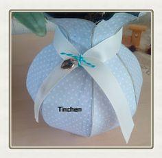 Tinchens - Bastelblog: Eine Vase