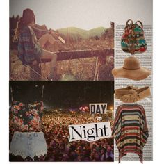 Summer is coming!--Coachella Day to Night Contest, created by girlscout on Polyvore