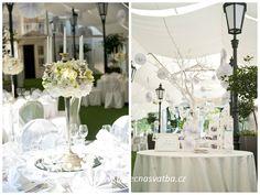 Wedding and Ceremony Decorations www.bajecnasvatba.cz