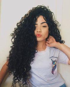 Be nice ♓ fotografía de cabello, cabello chino, cabello y belleza, chicas de Long Hair Tips, Long Curly Hair, Curly Hair Styles, Natural Hair Styles, Pretty Hairstyles, Wig Hairstyles, Brazilian Hair Bundles, Peruvian Hair, Human Hair Wigs