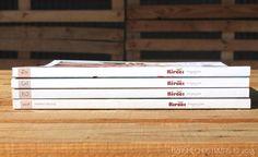 Entre libros… y revistas. Kireei magazine