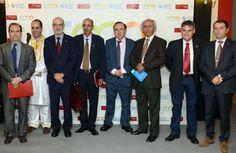 Las universidades públicas de la Región ayudarán al desarrollo de la primera universidad saharaui, Foto 1 http://www.murcia.com/noticias/2014/10/28-las-universidades-publicas-de-la-region-ayudaran-al-desarrollo-de-la-primera-universidad-saharaui.asp