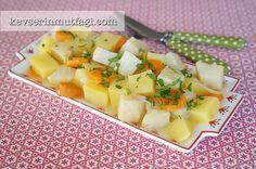 Zeytinyağlı Kereviz Tarifi   Kevserin Mutfağı - Yemek Tarifleri