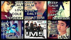 Keep calm, IM5