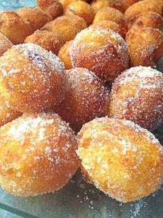 Buñuelos de Cuaresma receta:
