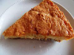 Prăjitură pufoasă cu dulceaţă
