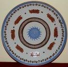 Farfurie ceramica de Horezu, calitatea I (8) Decorative Plates, Traditional, Home Decor, Decoration Home, Room Decor, Home Interior Design, Home Decoration, Interior Design