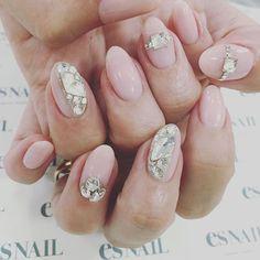 ネイル〜♡ ・ #esnail #nail #design Es Nails, Nail Trends, Nails Inspiration, Beauty Nails, Swagg, Nail Design, Instagram Posts, Japan, Lady