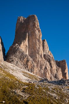 Cima Piccolo #Mountains #Outdoors
