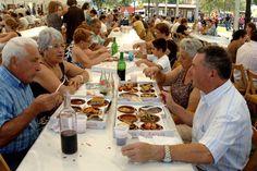 Festa da Anguía e a Mostra da Caña do País de Valga