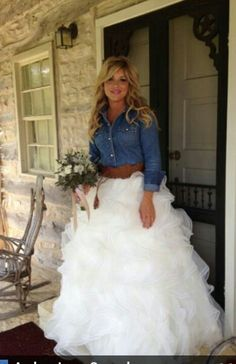 59ad2d2e50b6 36 Best Casual Country Wedding images