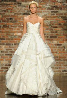 Hayley Paige Spring 2014 Wedding Dresses/ Marlowe
