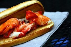 Connecticut Style Lobster Roll