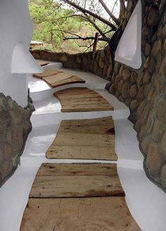 Shompole Stairs