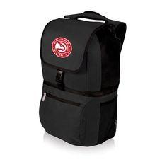 Atlanta Hawks Zuma Insulated Backpack Cooler w/Digital Print - Black