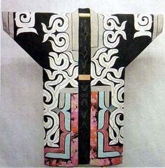 National costume of Ainu